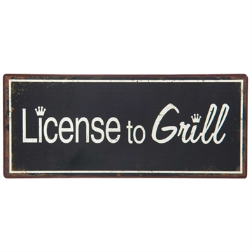 Ib Laursen License to grill